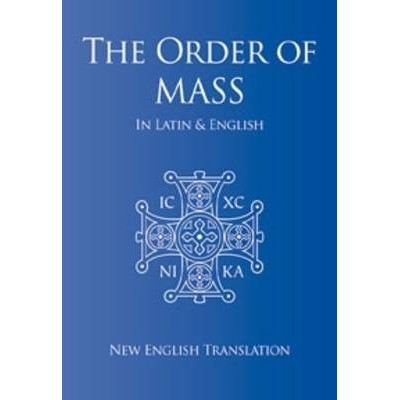 Order of Mass:Latin and English revised