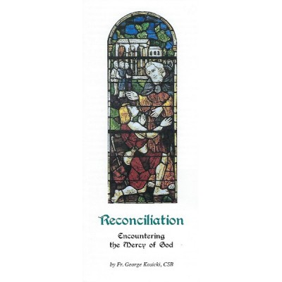 Reconciliation Encountering the Mercy of God
