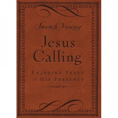 Jesus Calling Deluxe Edition Revised