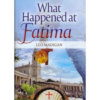 What Happened at Fatima