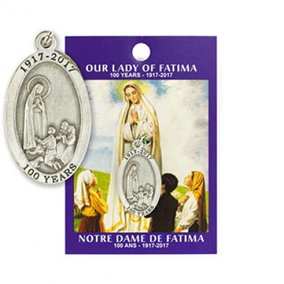 Medal:Our Lady of Fatima