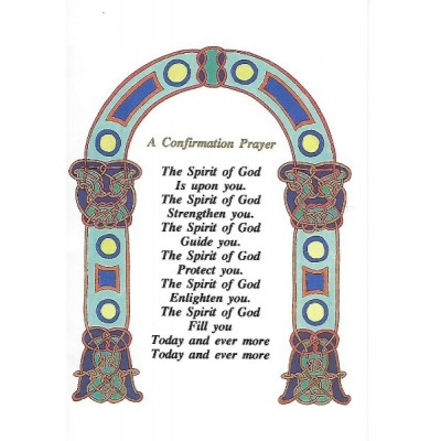A Confirmation Prayer