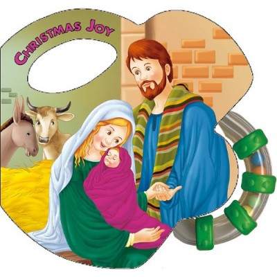 Christmas Joy(St Joseph rattle Book) 984/22