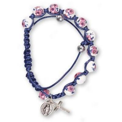Rosary Bracelet Macrame