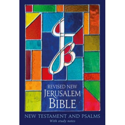 Revised New Jerusalem Bible New Testament & Psalms