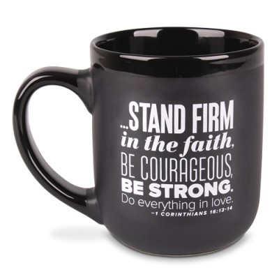 Stand Firm Mug