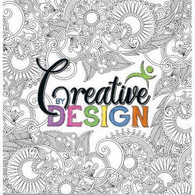 Creative By Design Coloring Book