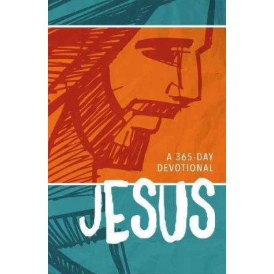 Jesus - A 365 Day Devotional hardcover