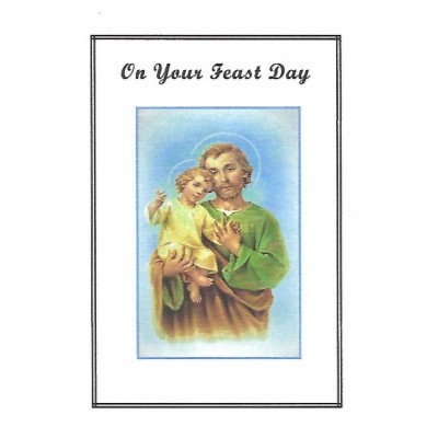On Your Feast Day