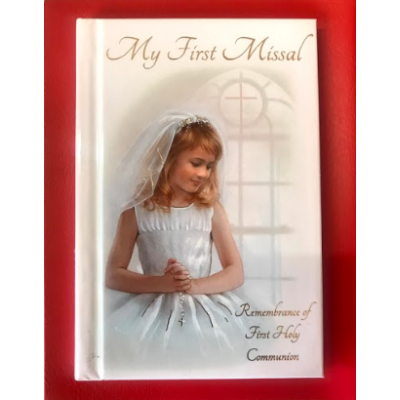My First Missal First Holy Communion Girl