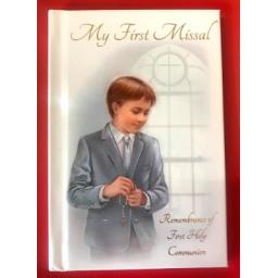 My First Missal Boy