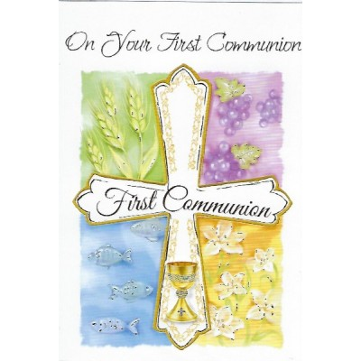 On Your First Communion
