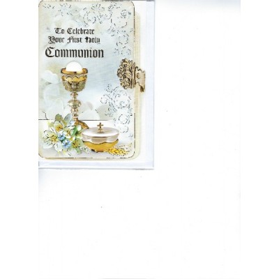 To Celebrate Your First Holy Communion