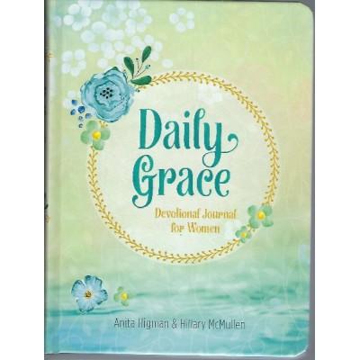 Daily Grace Devotional Journal for Women