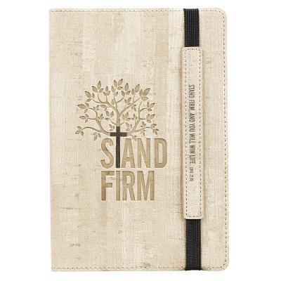 Journal Bullet Stand Firm Charcoal Flex w/elastic