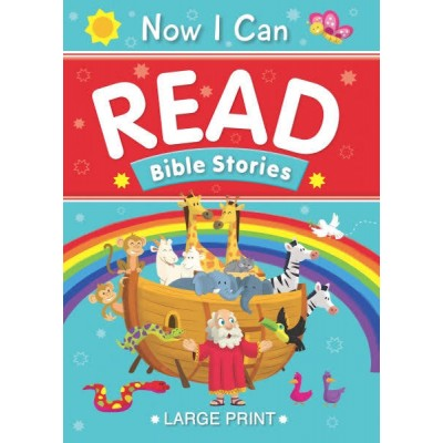 Now I Can Read Bible Stories Large Print