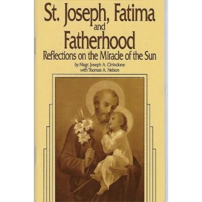 St Joseph, Fatima and Fatherhood